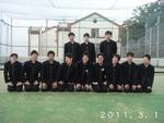 2011卒業式
